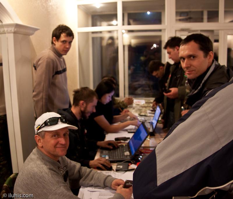 Регистрация на Самарские дебри