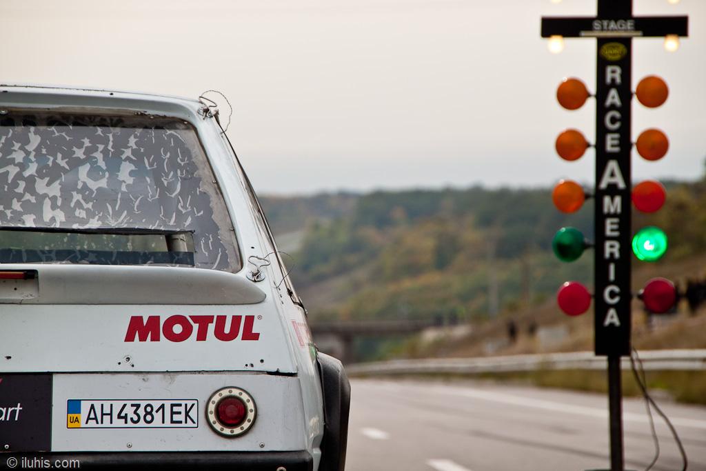 Финальный этап по Drag-Racing 2010 на Украине. г.Харьков