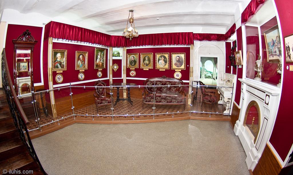 Комната усадьбы Потемкиных
