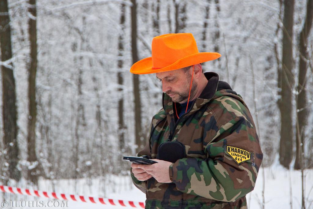GPS-ориентирование Сусанин-2011