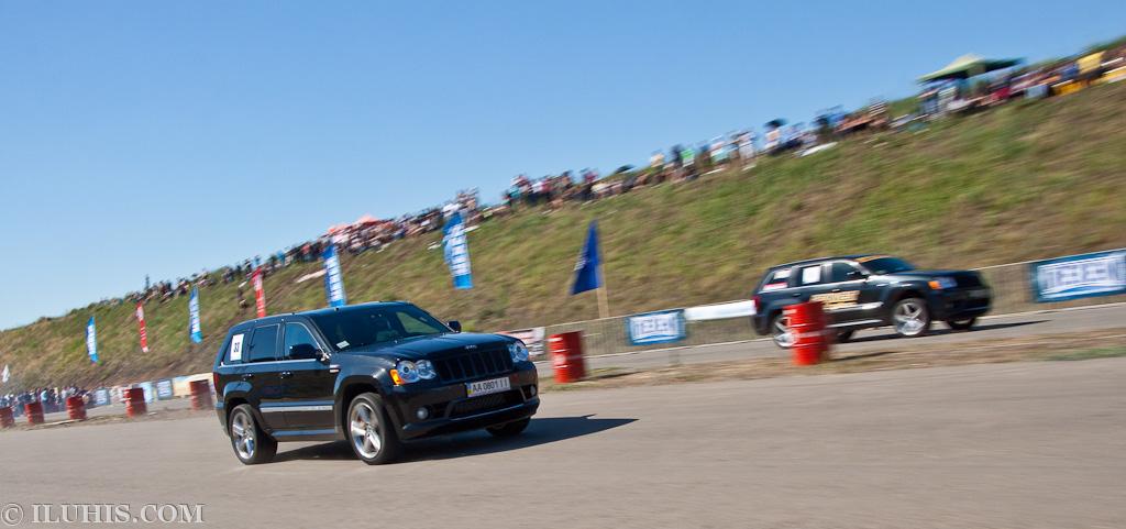 I этап Чемпионата Украины по Drag-Racing. Одесса