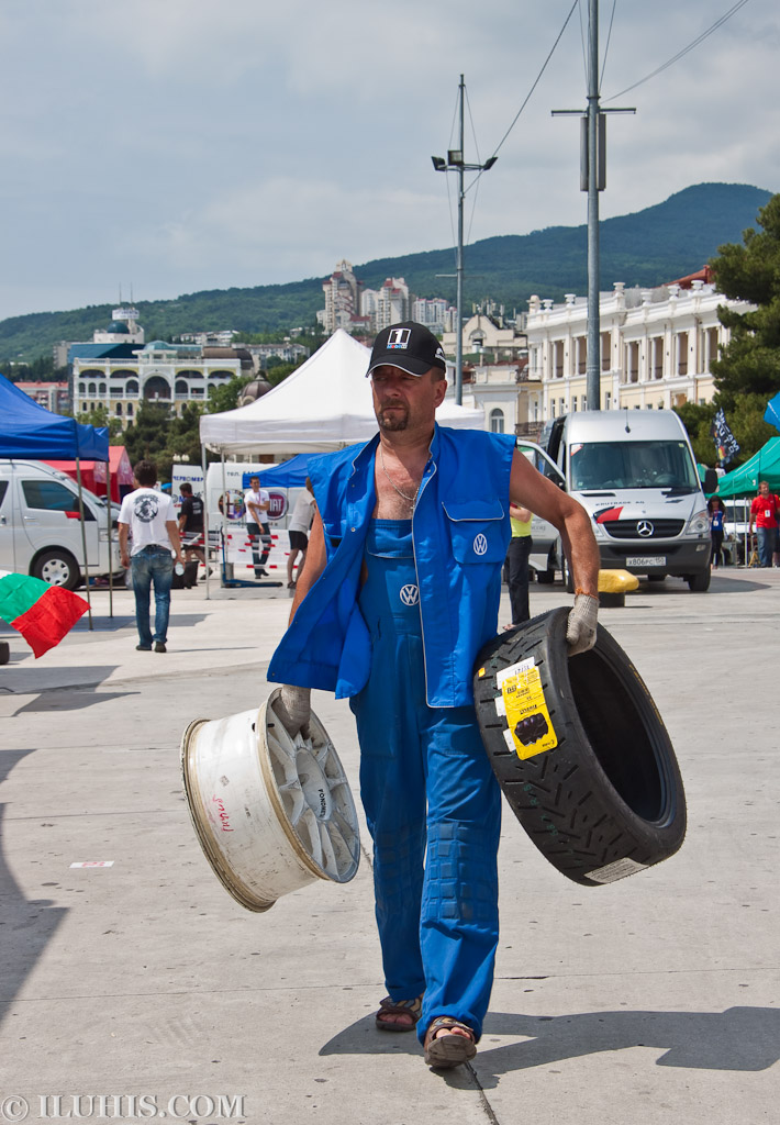 Yalta Rally 2011
