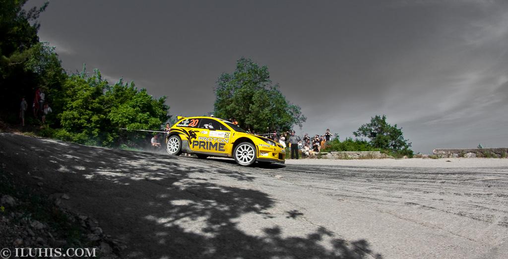 IRC Ялта Ралли 2011