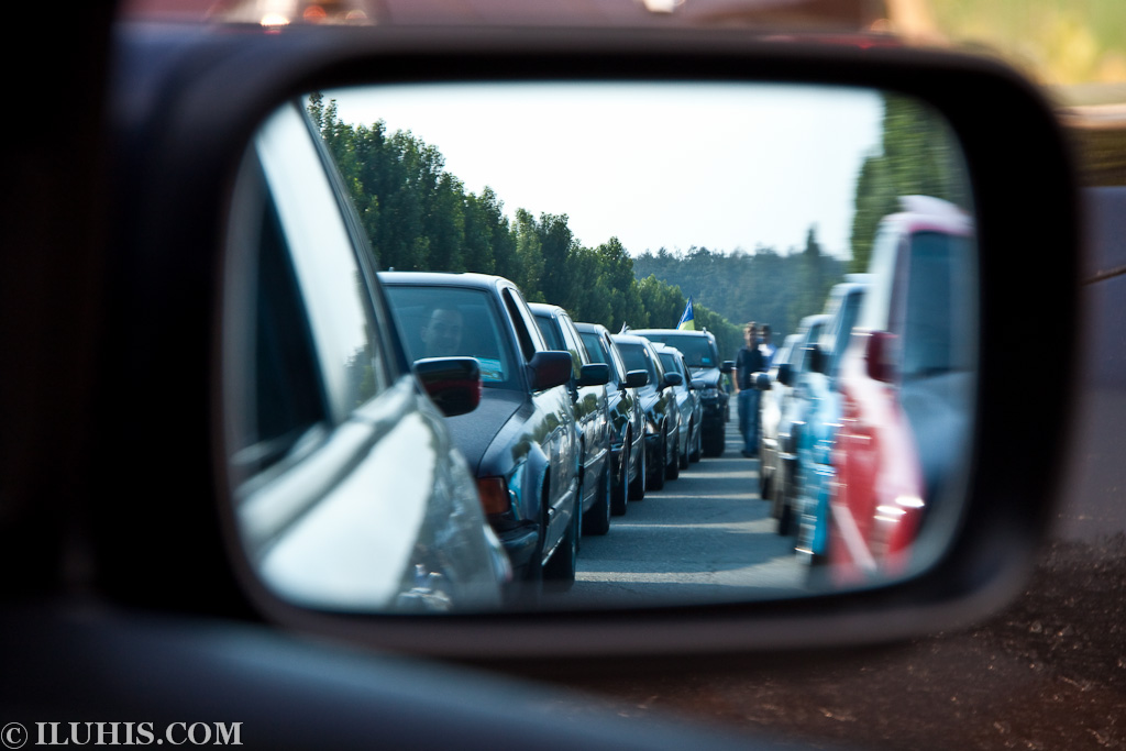 10-й Международный фестиваль BMW. Киев