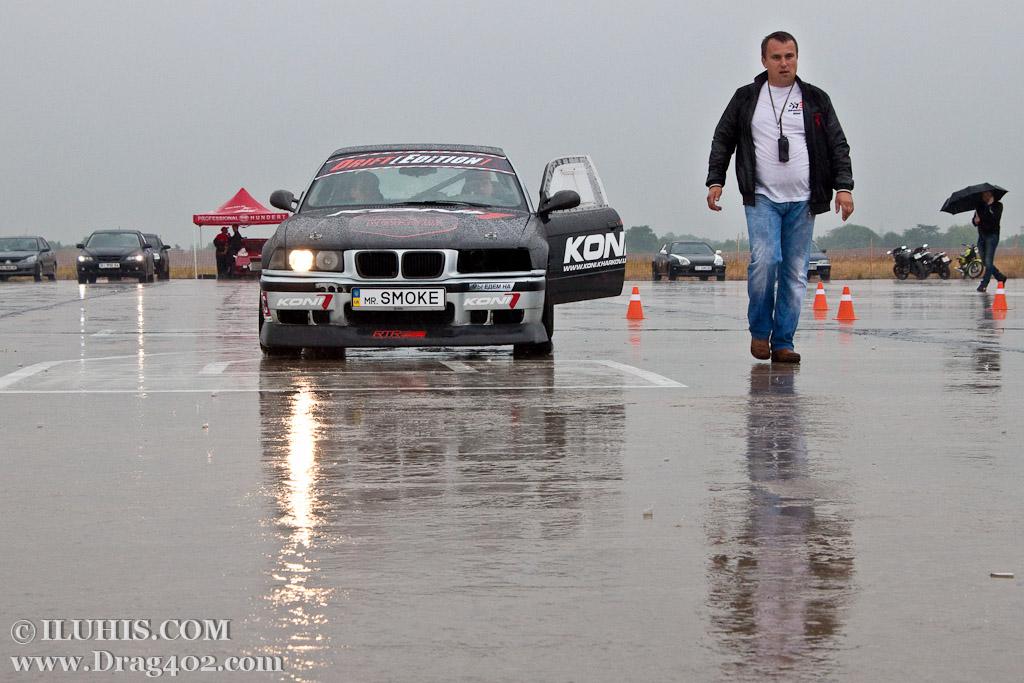 Соревнования по Drag racing  в Полтаве