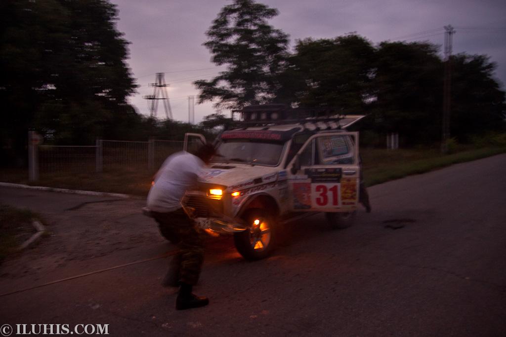 Трофи-рейд Дикари 2011