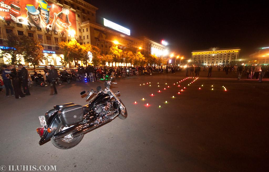 День памяти байкеров. 2011