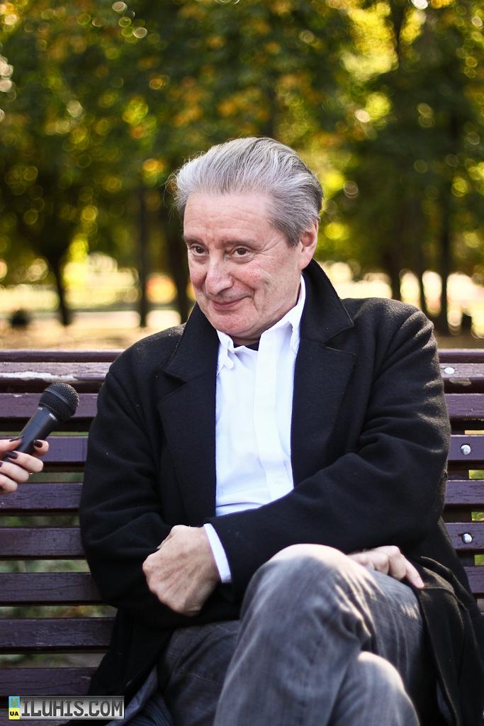Вениамин Смехов в Харькове