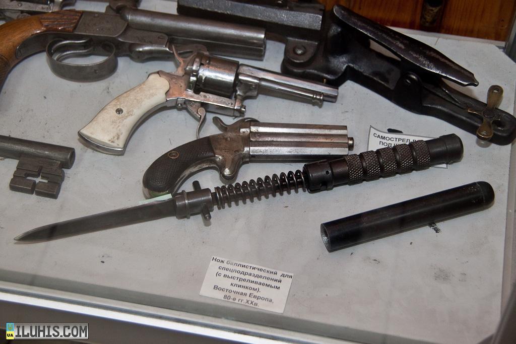 Баллистический нож