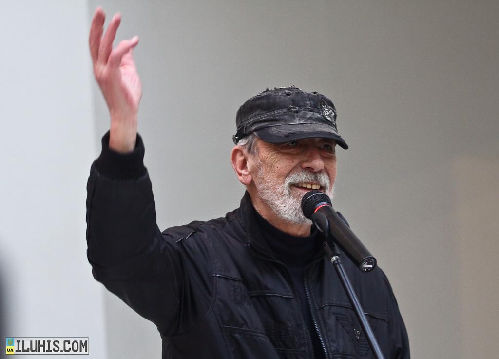 Вахтанг Кикабидзе в Харькове