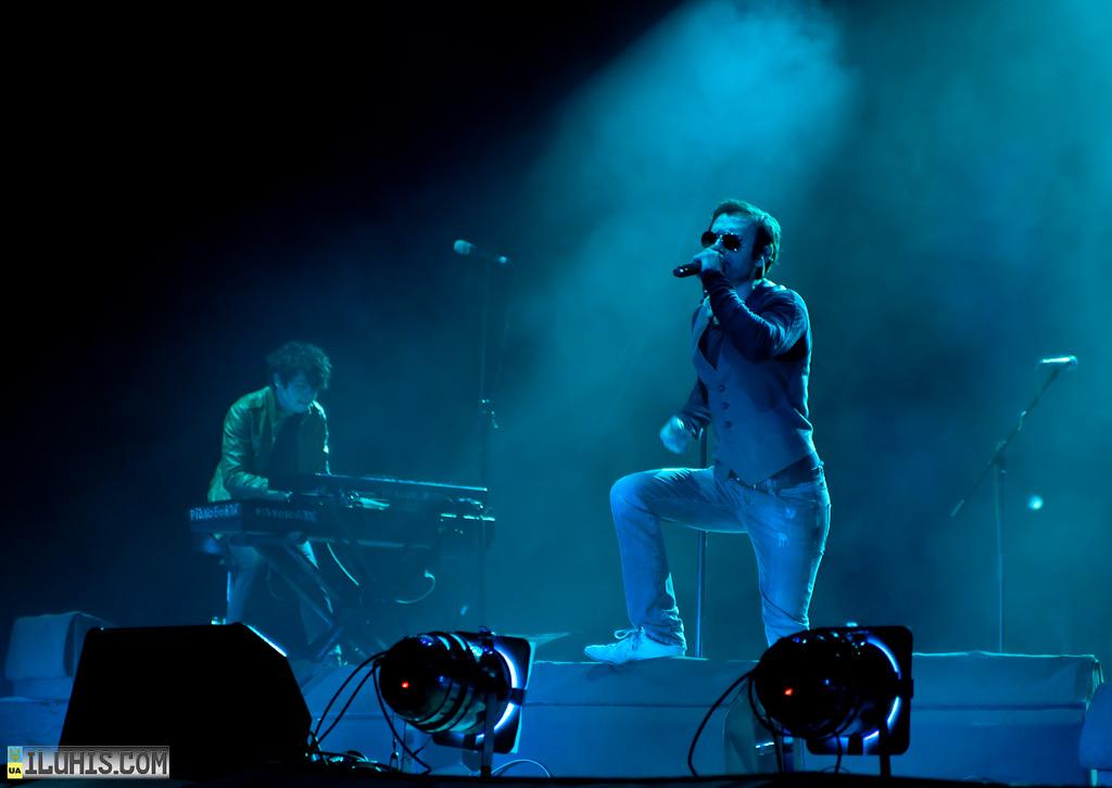 Концерт «Океан Эльзы» в Харькове. Презентация альбома «Брюссель»