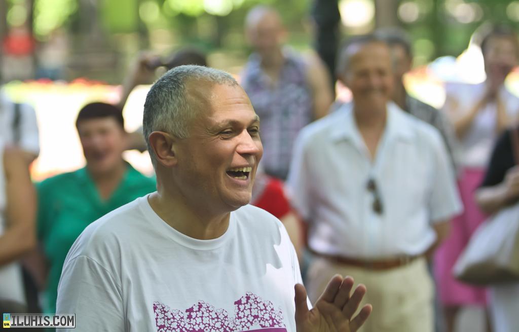 Ришар Кросс. Харьковская Сирень 2012