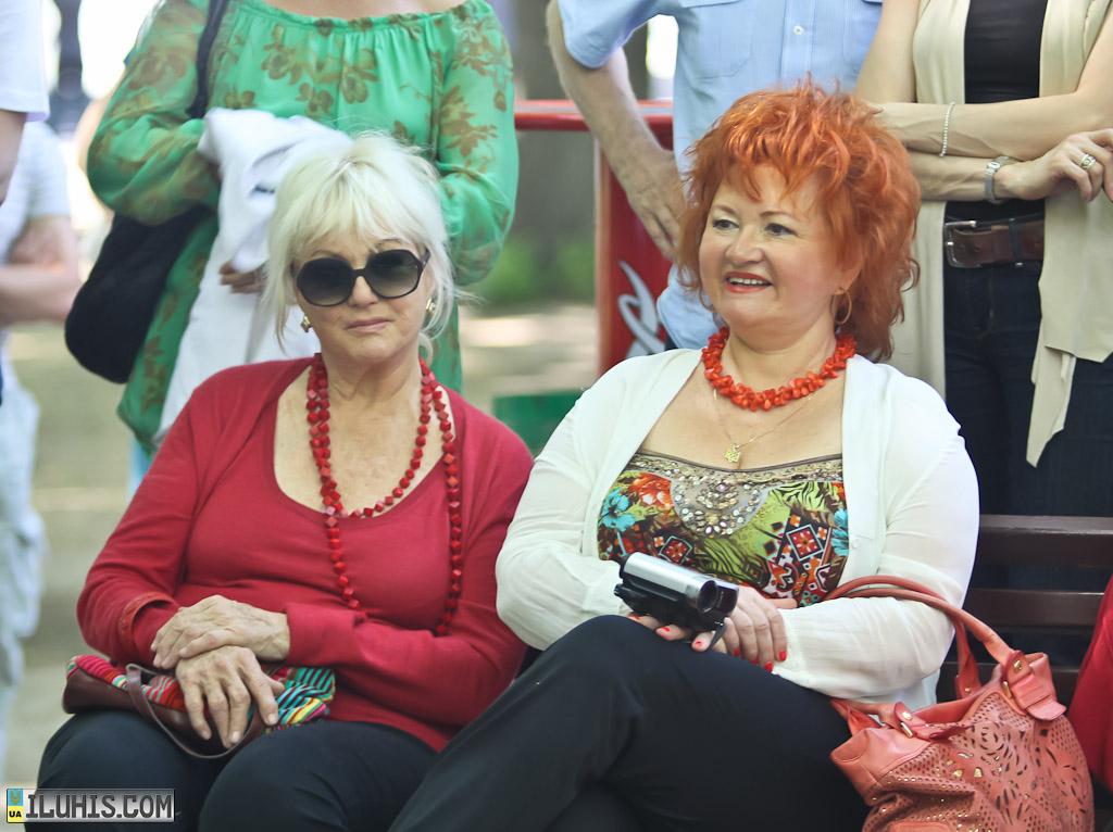 Милен Демонжо, Ульяна Чайковская. Харьковская Сирень 2012