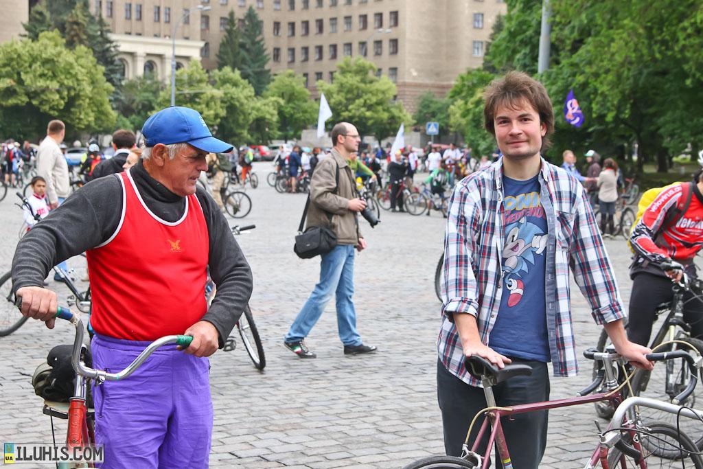 Велодень 2012. Харьков