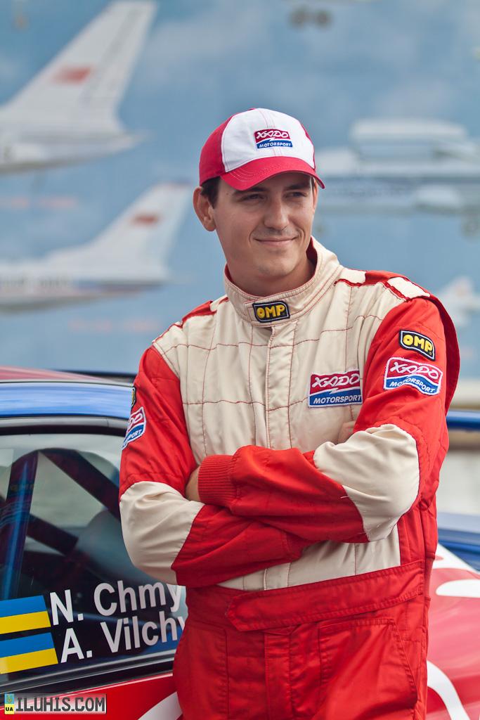 Николай Чмых. Команда XADO-Motorsport