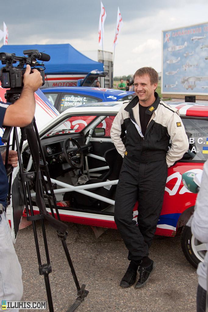 Сергей Костюков. Команда XADO-Motorsport