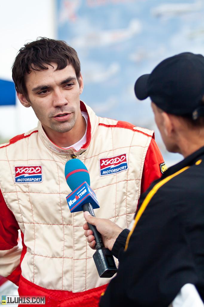 Станислав Беседин. Команда XADO-Motorsport