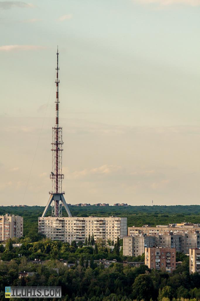 Телевышка на ул.Деревянко
