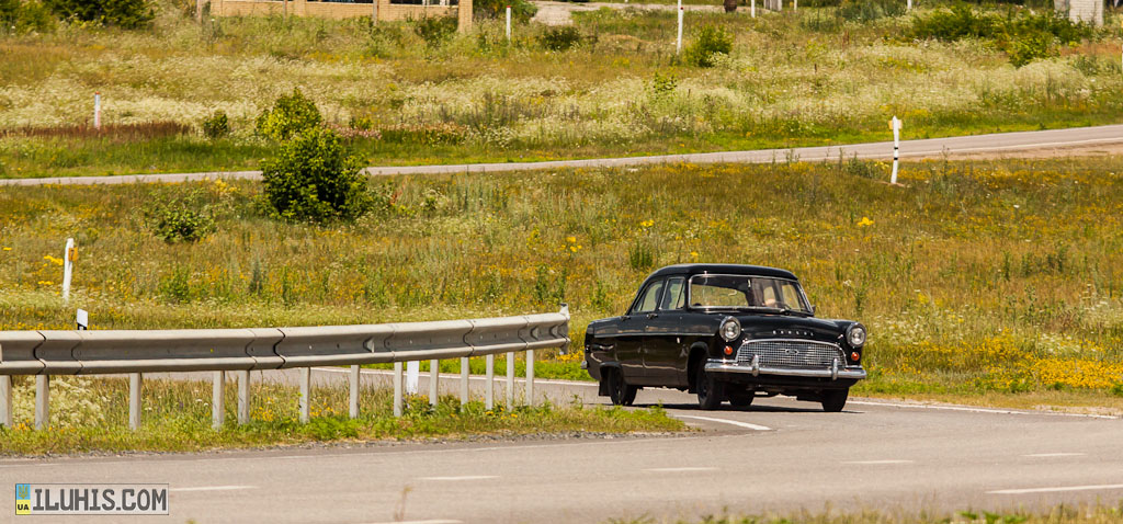 EnFo Ford Consul 1957 года выпуска в Харькове