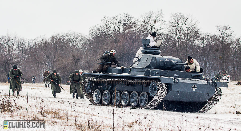 PzKpfw III
