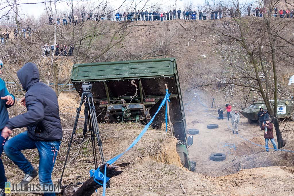 Truck-trial в Днепропетровске