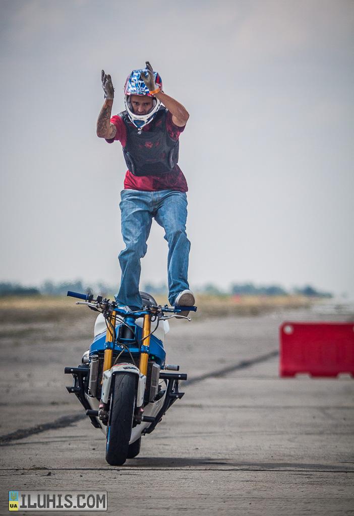 Чемпионат Украины по Stunt-Ride. AdrenalinFest. Полтава