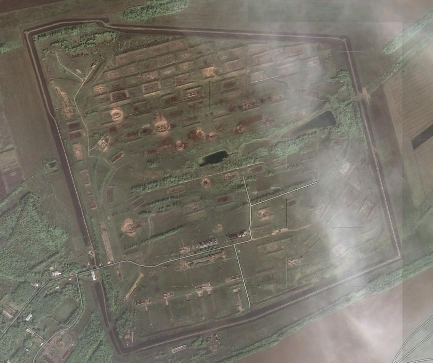 61 арсенал южного оперативного командования ВСУ в/ч А0829 в Лозовой