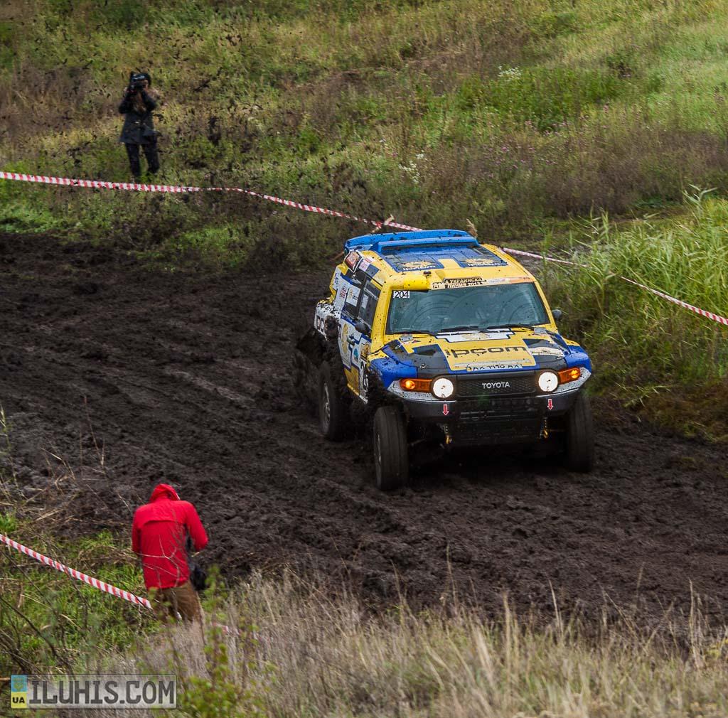 Баха Украинская Линия 2013