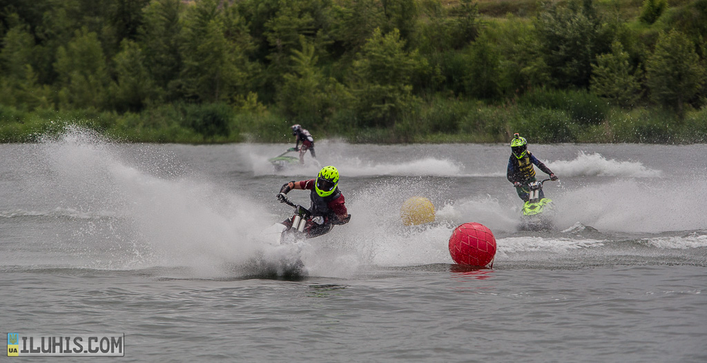 Чемпионат Украины по Аквабайку