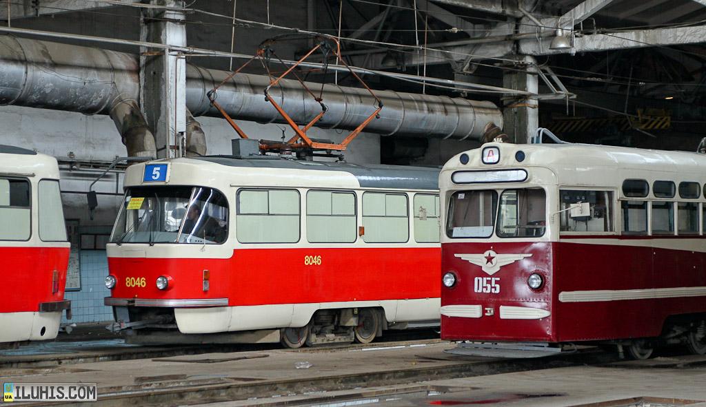 Татра Т3 и МТВ-82